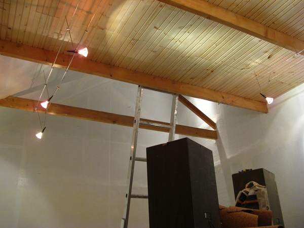Forum mezzanine sur charpente fermette - Construire mezzanine bois ...